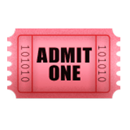 Admission Tickets Emoji