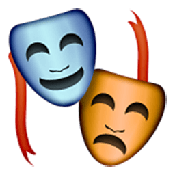 Performing Arts Emoji