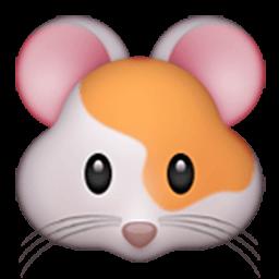 Hamster Face Emoji