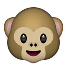 Monkey Face Emoji