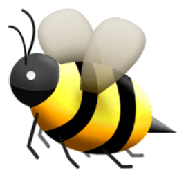 Honeybee Emoji