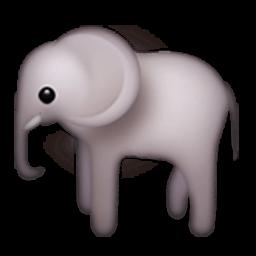 Elephant Emoji