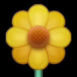 Blossom Emoji