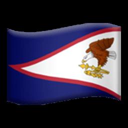 Flag Of American Samoa Emoji