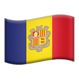 Flag Of Andorra Emoji