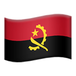 Flag Of Angola Emoji