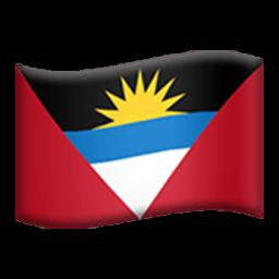 Flag Of Antigua And Barbuda Emoji