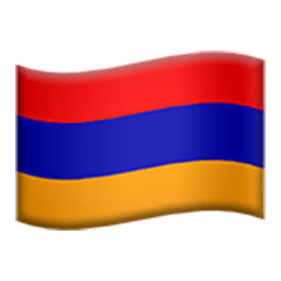 Flag Of Armenia Emoji