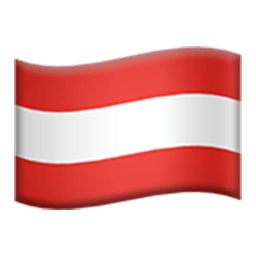 Flag Of Austria Emoji