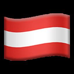 Flag Of Austria Emoji