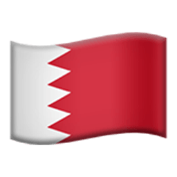 Flag Of Bahrain Emoji