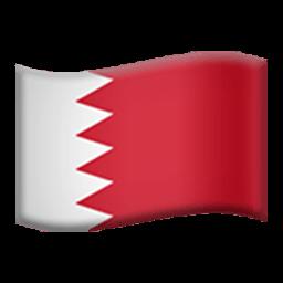 Flag Of Bahrain Emoji