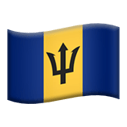 Flag Of Barbados Emoji