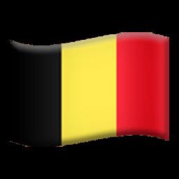 Flag Of Belgium Emoji