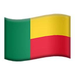 Flag Of Benin Emoji