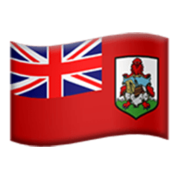 Flag Of Bermuda Emoji