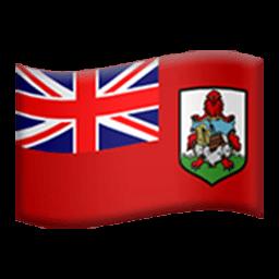 Flag Of Bermuda Emoji