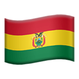 Flag Of Bolivia Emoji