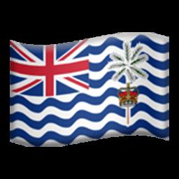 Flag Of British Indian Ocean Territory Emoji