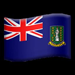 Flag Of British Virgin Islands Emoji