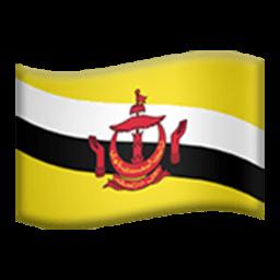 Flag Of Brunei Emoji
