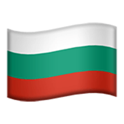 Flag Of Bulgaria Emoji