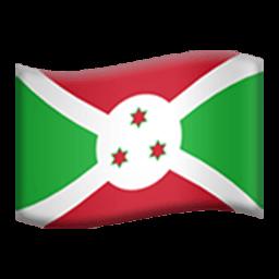 Flag Of Burundi Emoji