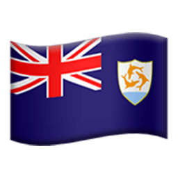 Flag Of Anguilla Emoji