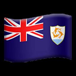 Flag Of Anguilla Emoji