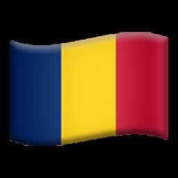 Flag Of Chad Emoji