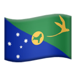 Flag Of Christmas Island Emoji