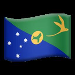 Flag Of Christmas Island Emoji