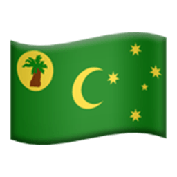 Flag Of Cocos (keeling) Islands