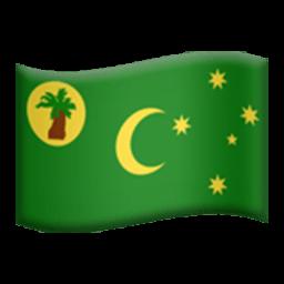 Flag Of Cocos (keeling) Islands Emoji