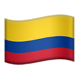 Flag Of Colombia Emoji