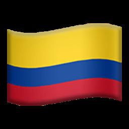 Flag Of Colombia Emoji