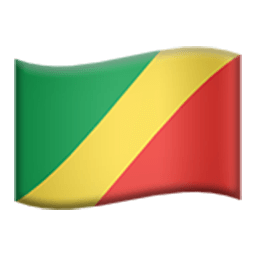 Flag Of The Republic Of The Congo Emoji