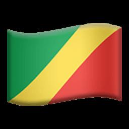 Flag Of The Republic Of The Congo Emoji