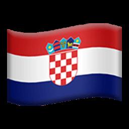 Flag Of Croatia Emoji