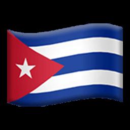 Flag Of Cuba Emoji