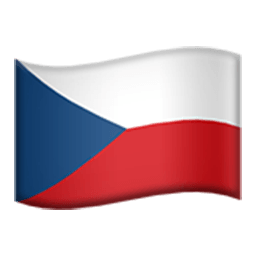 Flag Of The Czech Republic Emoji