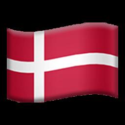 Flag Of Denmark Emoji