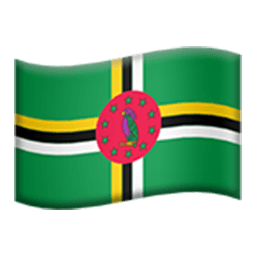 Flag Of Dominica Emoji