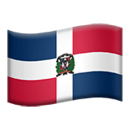 Flag Of The Dominican Republic Emoji