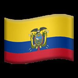 Flag Of Ecuador Emoji