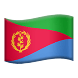 Flag Of Eritrea Emoji