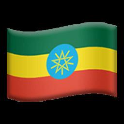 Flag Of Ethiopia Emoji