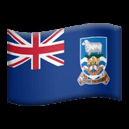 Flag Of Falkland Islands Emoji