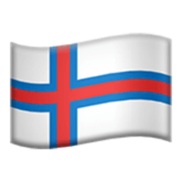Flag Of Faroe Islands Emoji