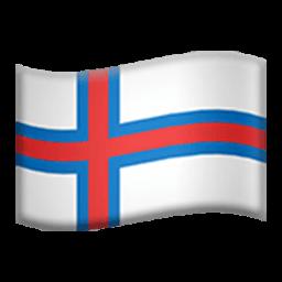 Flag Of Faroe Islands Emoji